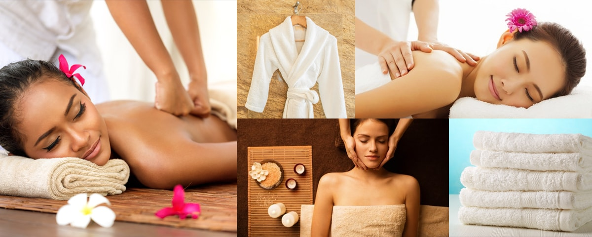 Massage & Spa Towel Service