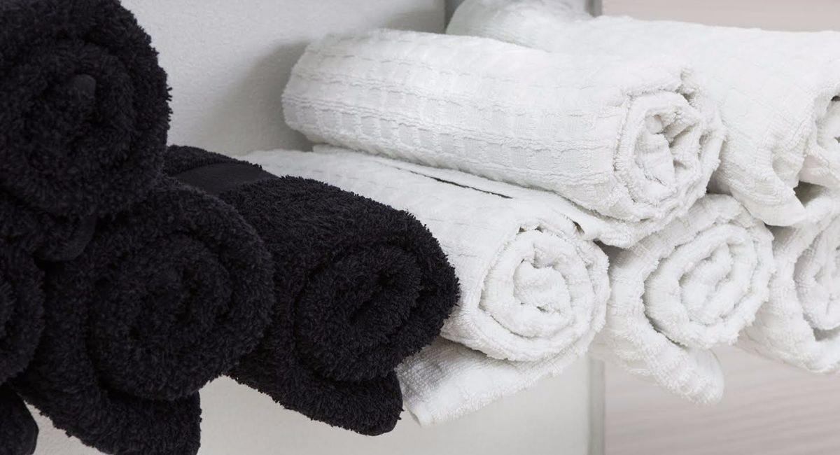 Salon Towel Washing Service